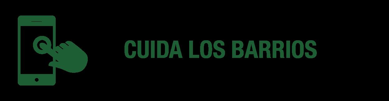 APP Cuida Los Barrios