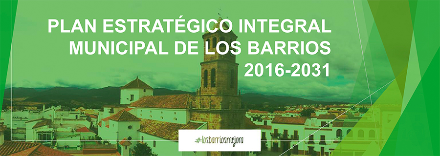 Plan estratégico integral municipal de Los Barrios 2016-2031