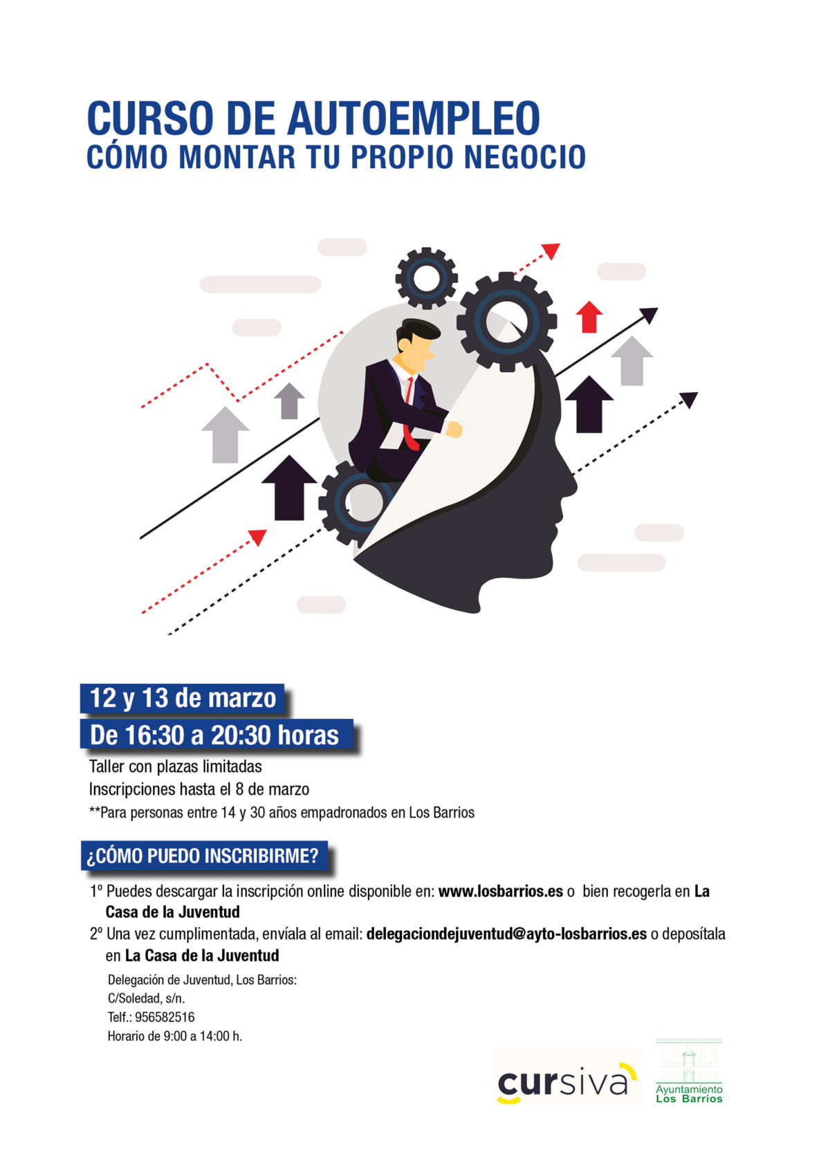 Curso De Autoempleo Como Montar Tu Propio Negocio Ayuntamiento