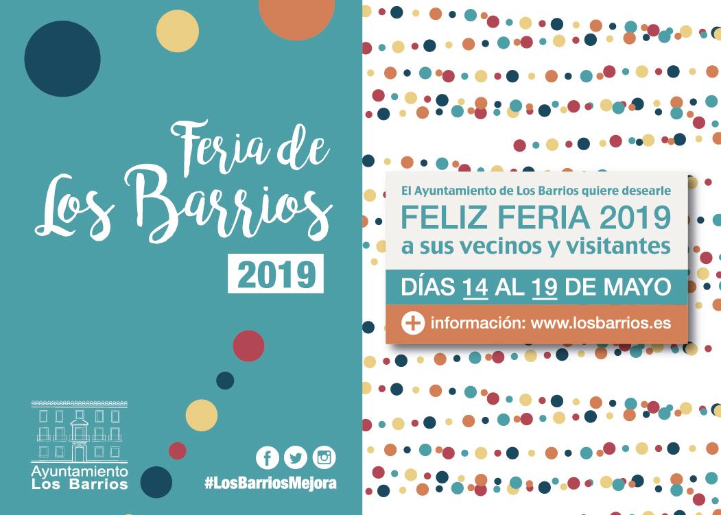 Feria Los Barrios 2019
